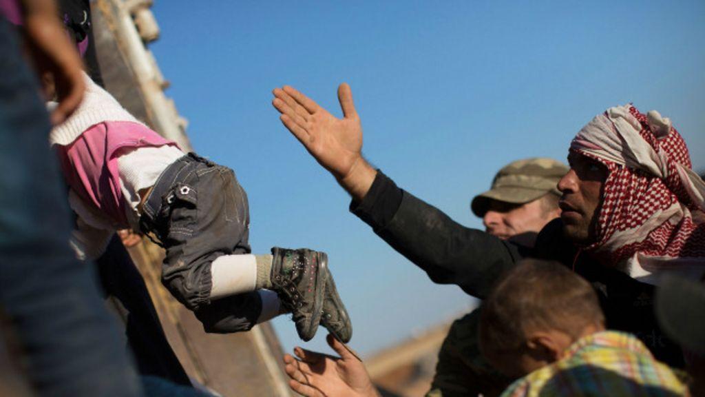 Por que a Turquia resiste a intervir contra o 'Estado Islâmico'? - BBC ...