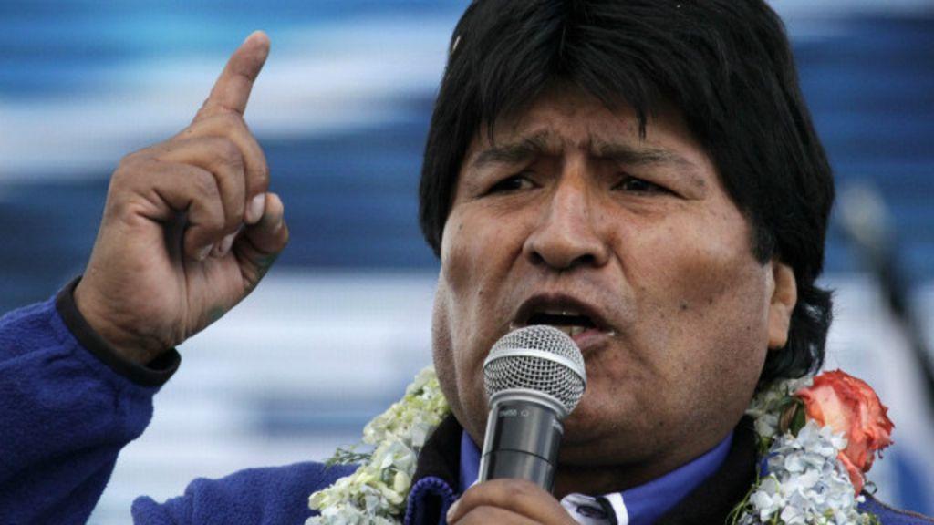 Por que as eleições na Bolívia interessam ao Brasil? - BBC Brasil