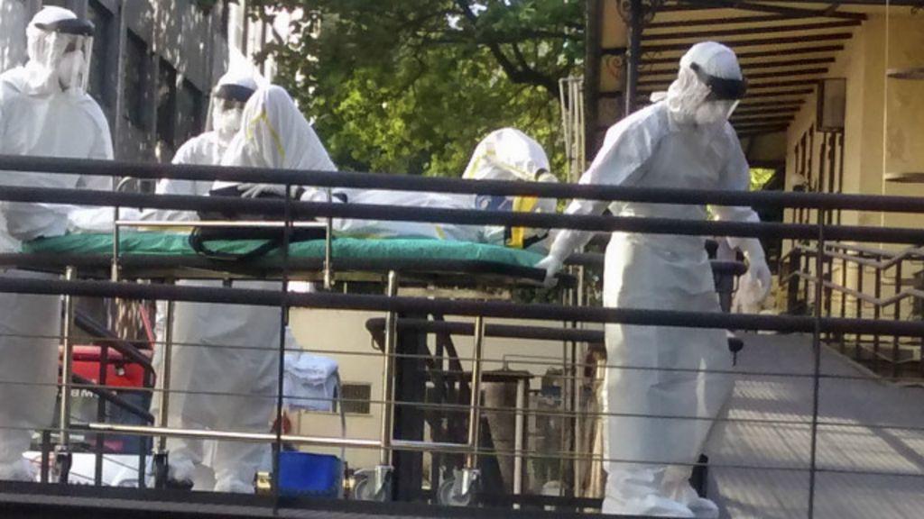 Exame de paciente com suspeita de ebola no Brasil dá negativo ...