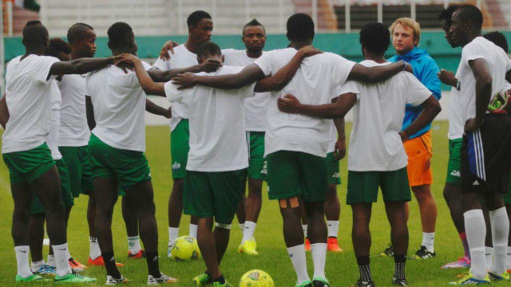 Jogadores de Serra Leoa sofrem preconceito por causa do ebola ...