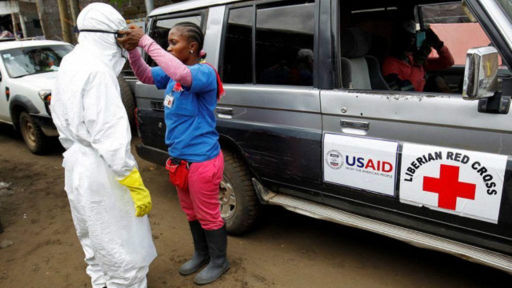 Ebola: Cruz Vermelha recolhe mais de 100 corpos por dia em Serra ...