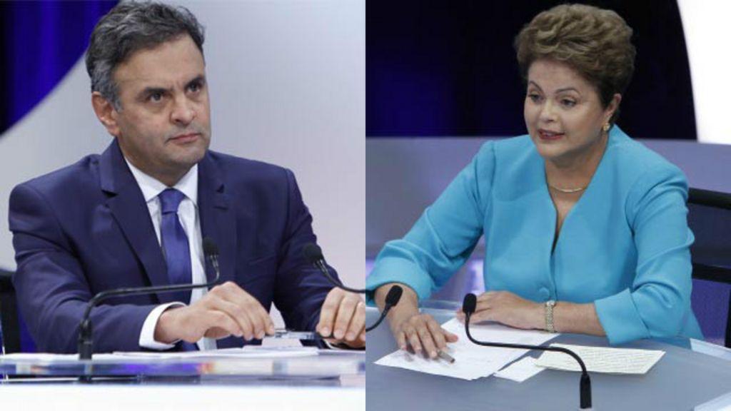 Aliados de Dilma e Aécio divergem sobre Mercosul e comércio ...