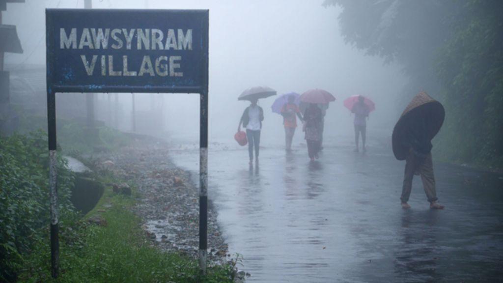 Fotógrafo registra cotidiano do vilarejo mais chuvoso da Terra - BBC ...