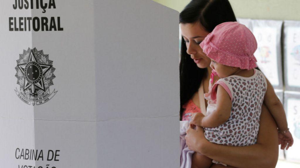 Jornal francês destaca disputa de 'austera x playboy' - BBC Brasil