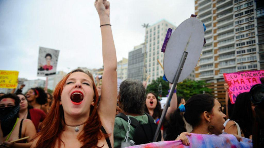 Brasil cai 9 posições em ranking de igualdade de gênero - BBC Brasil