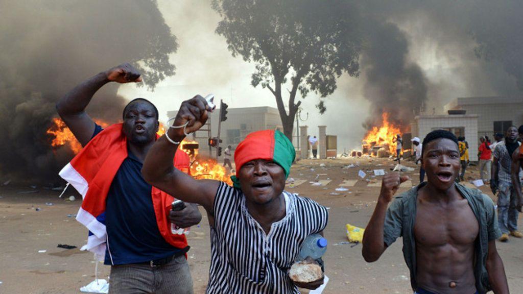 Presidente de Burkina Faso declara estado de emergência - BBC ...