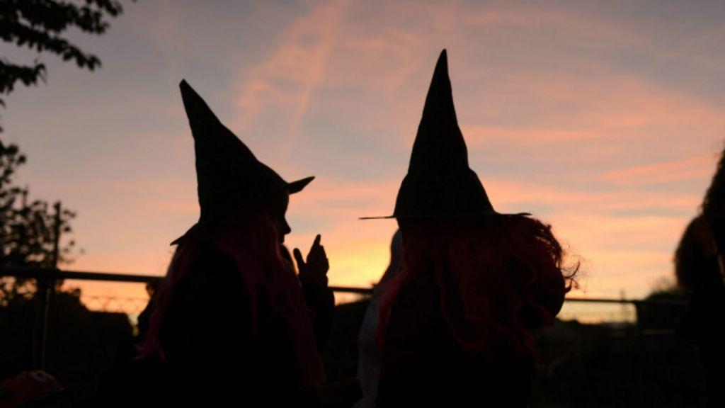 A curiosa origem do Dia das Bruxas - BBC Brasil