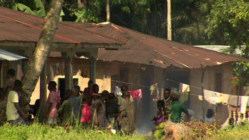 Aldeia de Serra Leoa perde 10% da população para o ebola - BBC ...