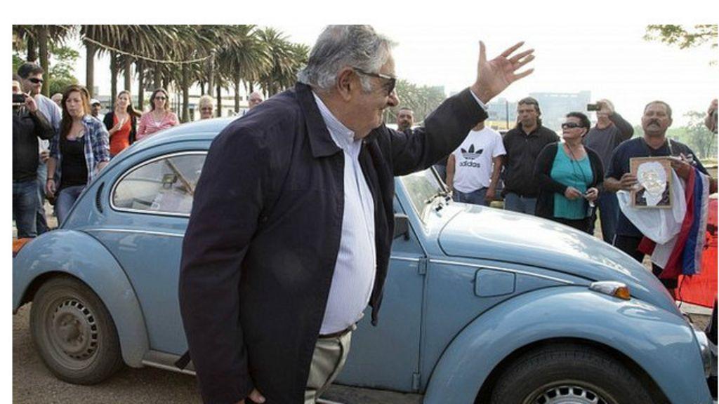 Xeque árabe quer comprar fusca de Mujica por US$1 milhão - BBC ...