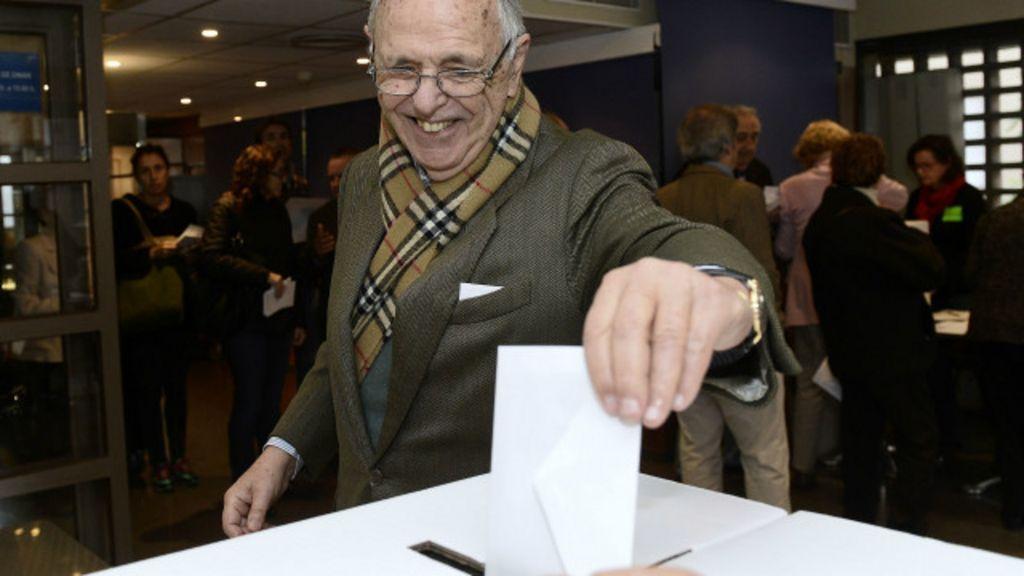 80% votam por independência em consulta informal na Catalunha ...