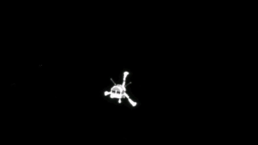 Após pouso turbulento, cientistas confirmam estabilidade de sonda ...
