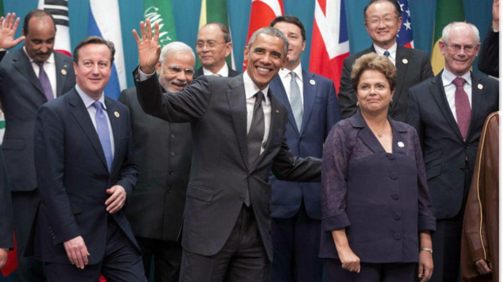 Rússia e China viram 'alvo' de líderes ocidentais no G20 - BBC Brasil