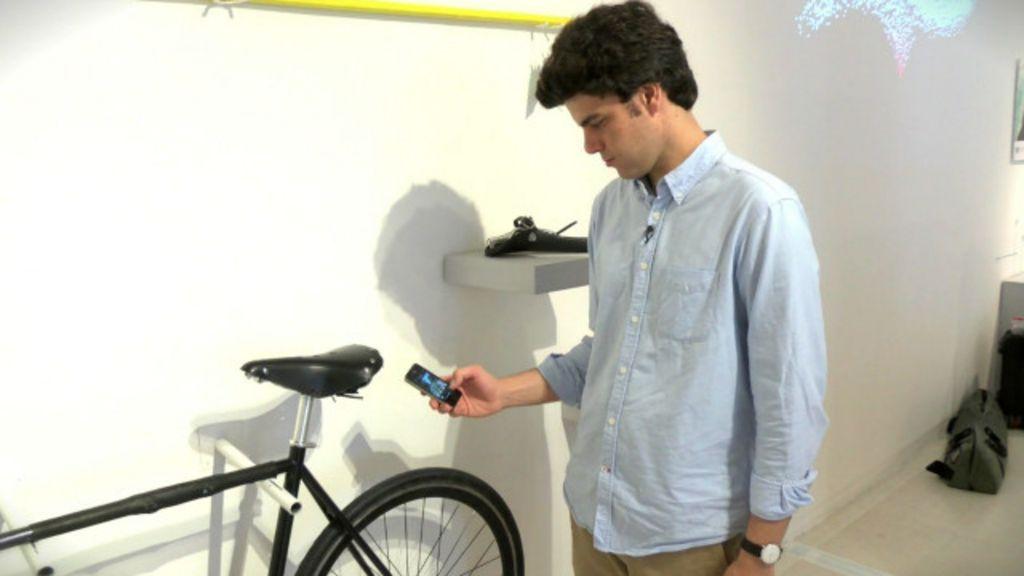 Designer cria aparelho que faz ciclista ouvir música pelos glúteos ...