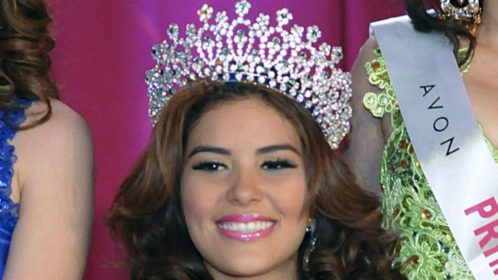 Desaparecida há seis dias, Miss Honduras é encontrada morta ...