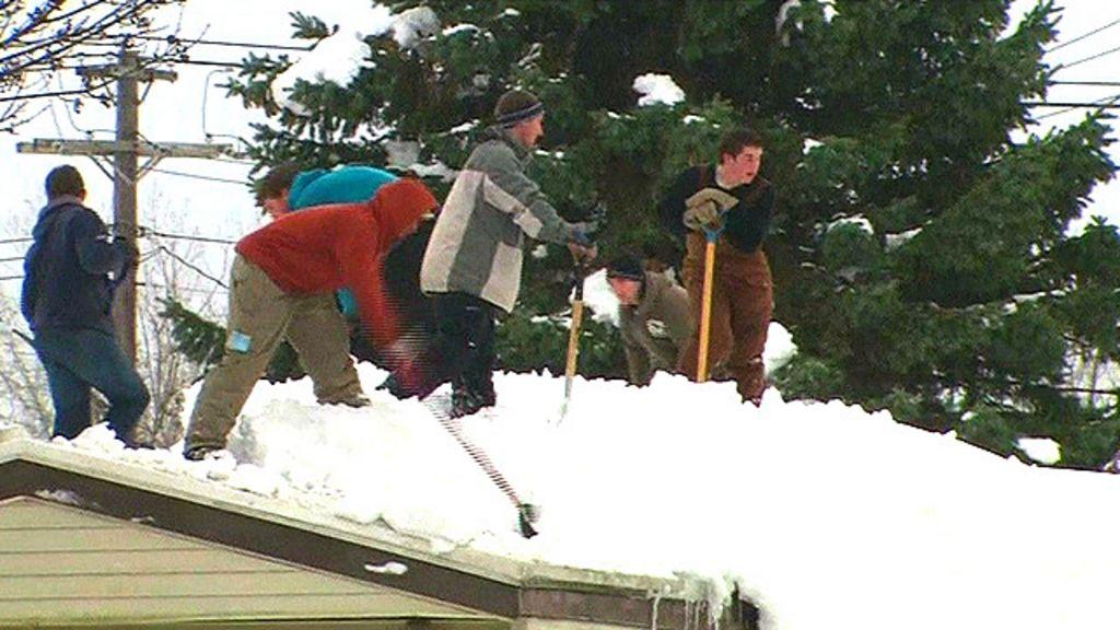 Depois da neve, enchentes preocupam nordeste dos EUA - BBC ...
