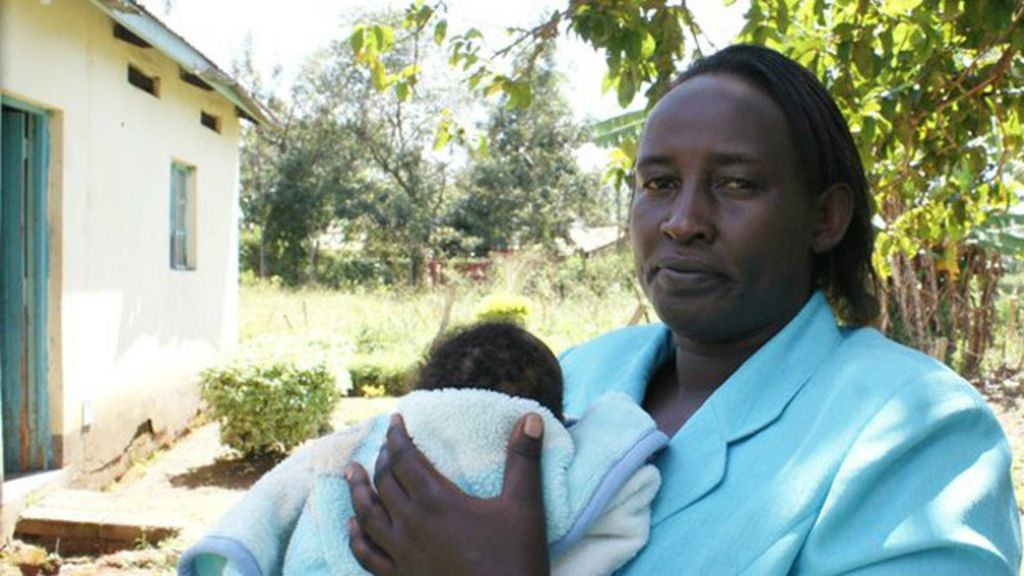 Autoridades lutam para salvar 'bebês de incesto' no Quênia - BBC ...