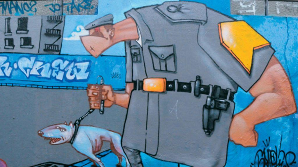 Como o grafite transformou os espaços públicos do mundo - BBC ...