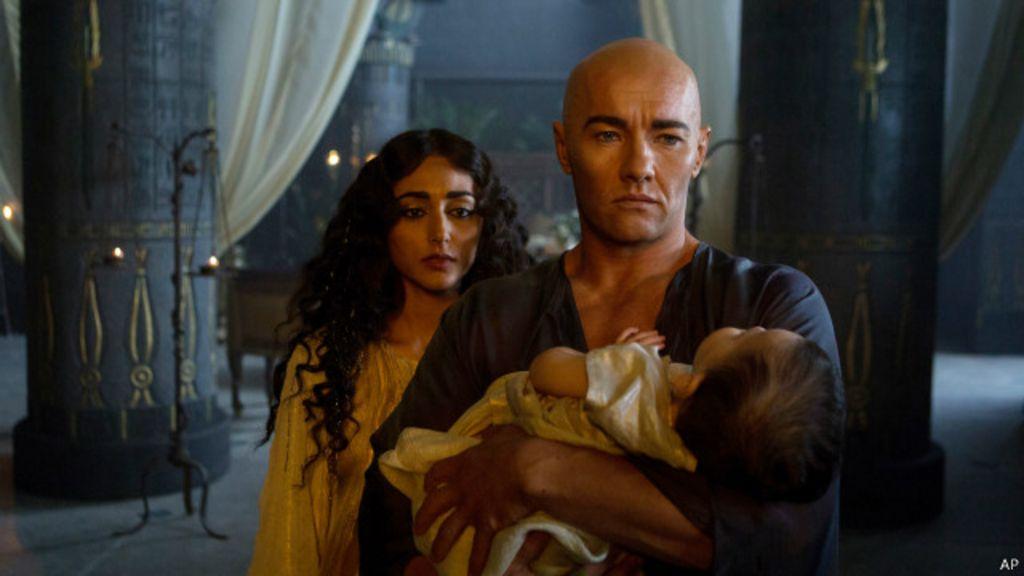Egito proíbe filme de Hollywood que conta saga de Moisés - BBC ...