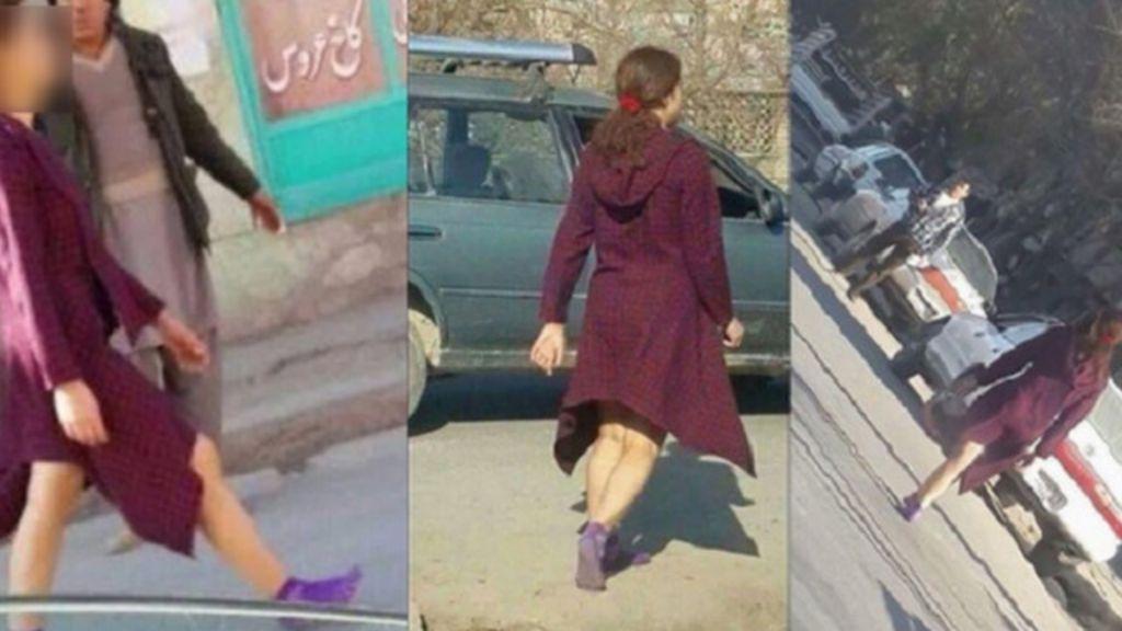'Minissaia' causa espanto e polêmica nas ruas do Afeganistão ...