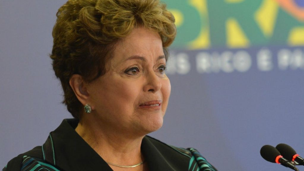 Dilma recebe relatório, chora e tenta apaziguar ânimo de militares ...