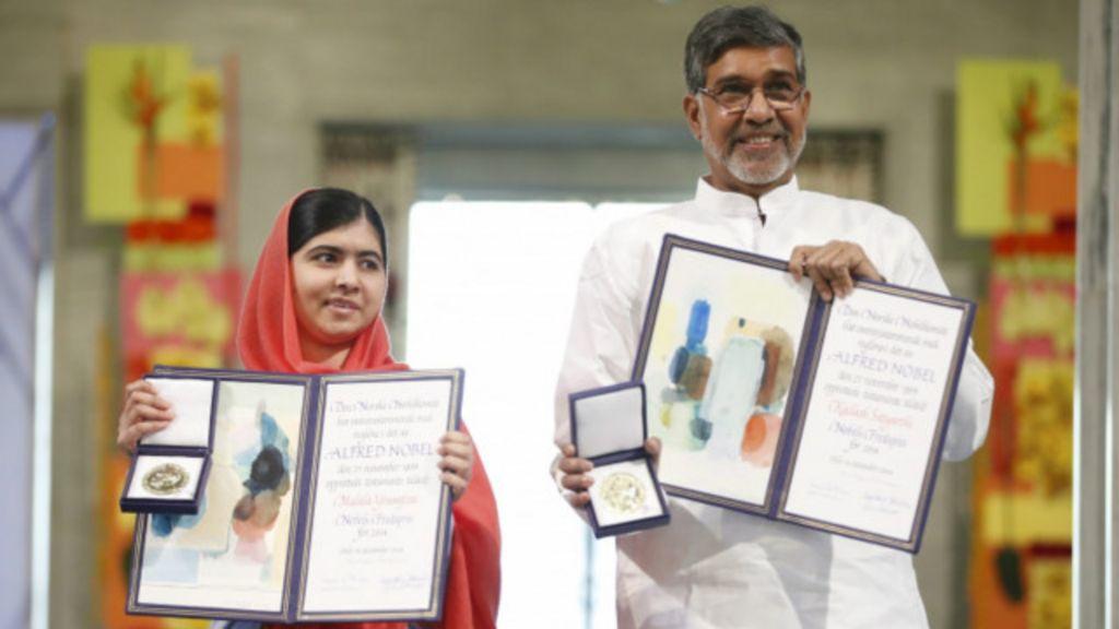 'Descoberta' por serviço da BBC, Malala retratava a vida escolar em ...