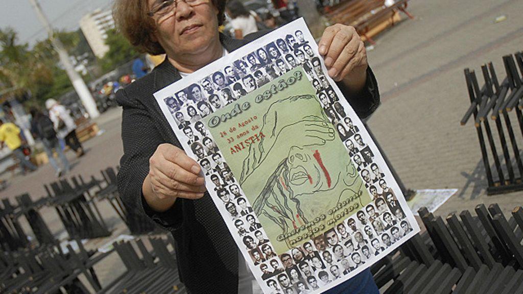 Para famílias de desaparecidos, relatório da CNV tem de ser 'ponto ...