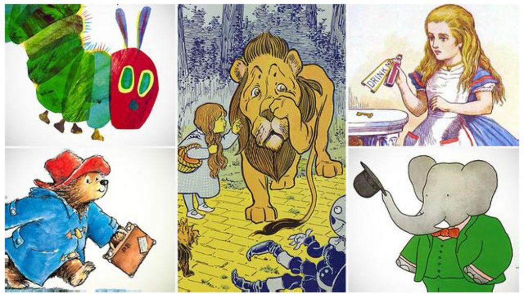 Os livros infantis são realmente inocentes? - BBC Brasil