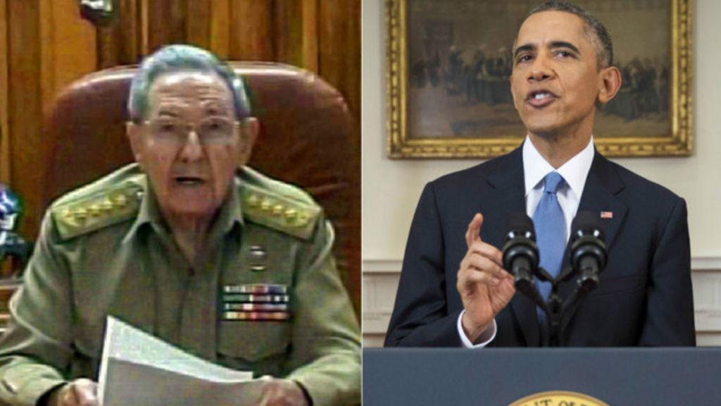 No que consiste o plano para a reaproximação entre EUA e Cuba ...