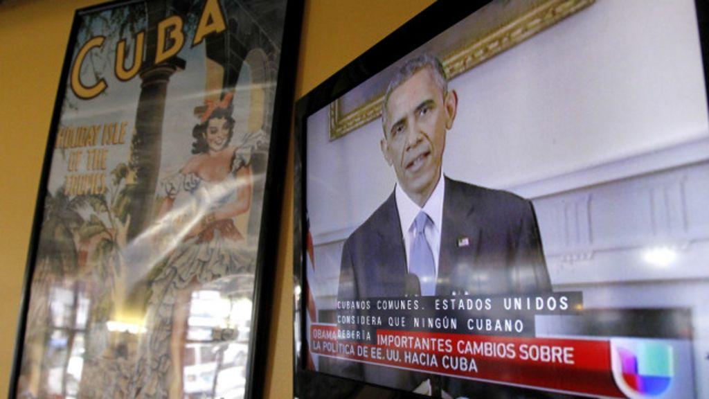 O que significa para Cuba sair da ' lista negra' dos EUA? - BBC Brasil