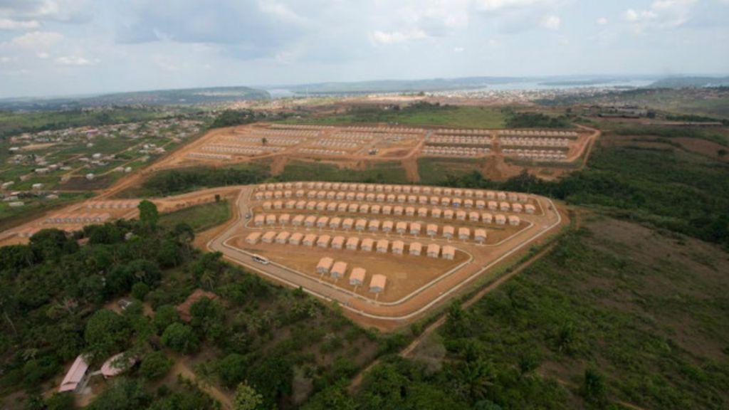 Belo Monte: reassentamento tem rua às escuras e casas com ...