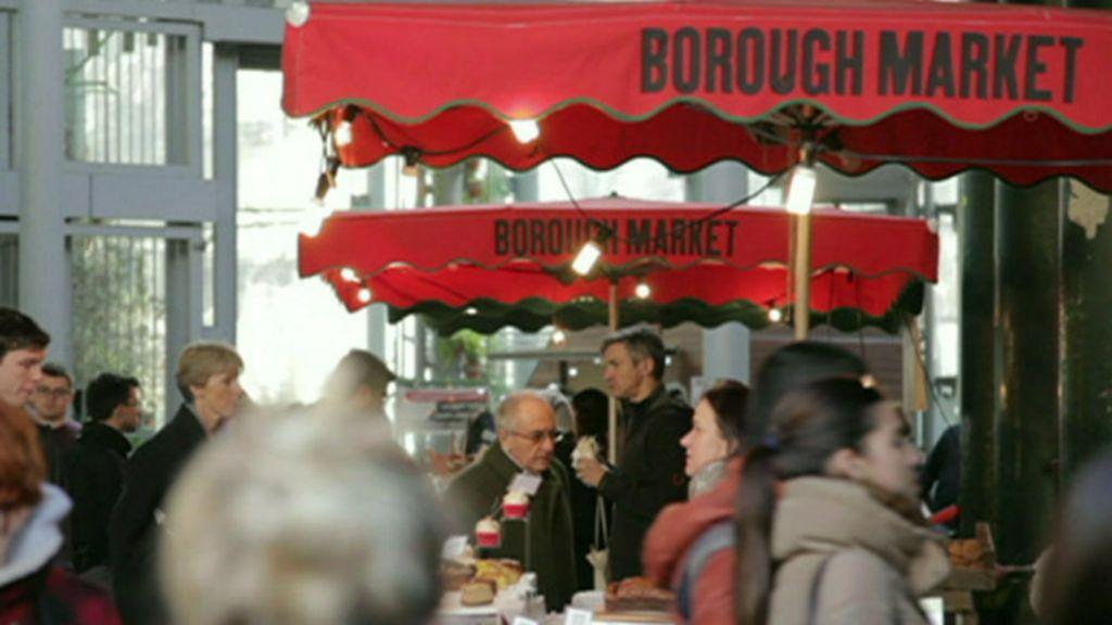 Mercado celebra mil anos como ' queridinho' de Londres - BBC Brasil