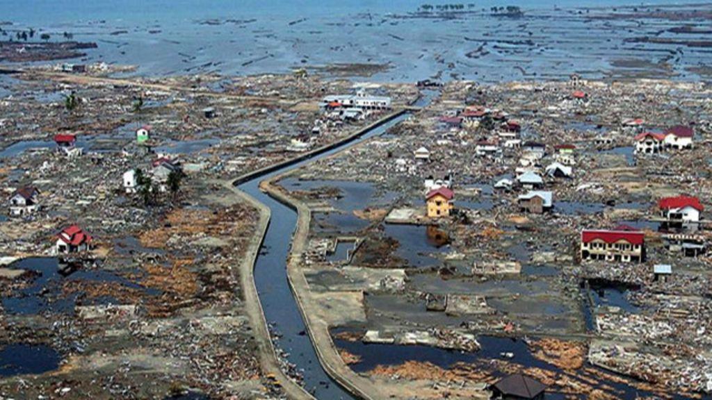 Fotos mostram recuperação de áreas 10 anos após tsunami - BBC ...