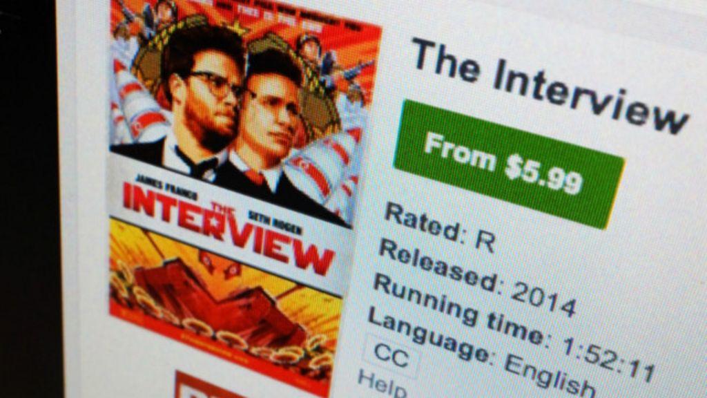 Filme 'A Entrevista' bate recorde da Sony após lançamento online ...