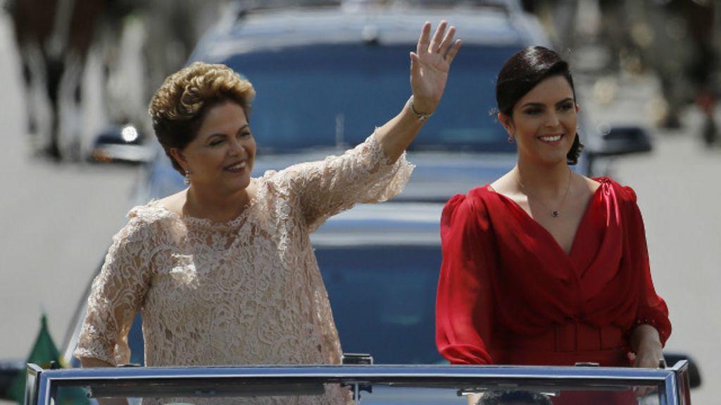 'É preciso apurar e punir sem enfraquecer Petrobras', diz Dilma na ...
