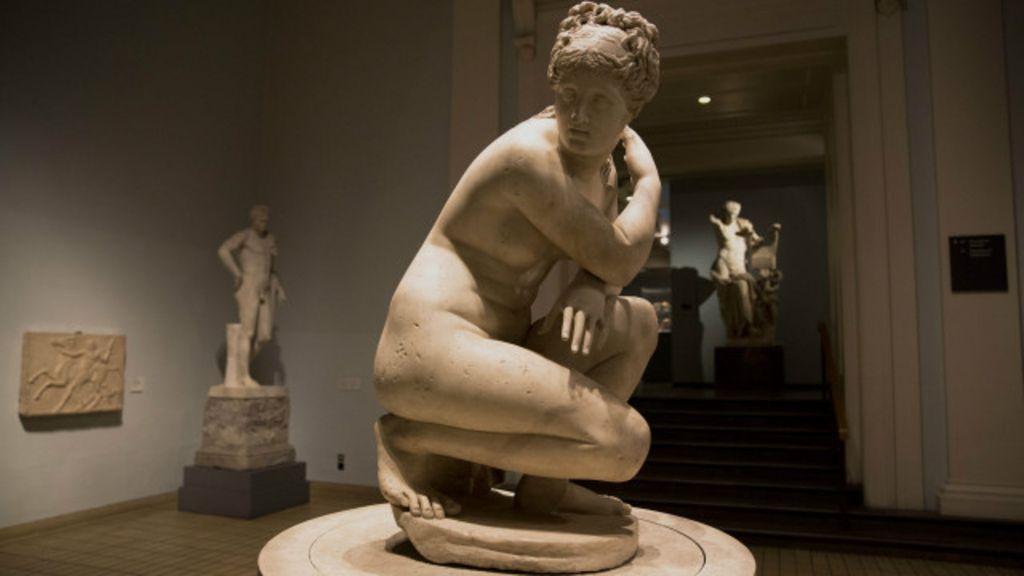 Você se encaixaria nos padrões de beleza da Grécia Antiga? - BBC ...