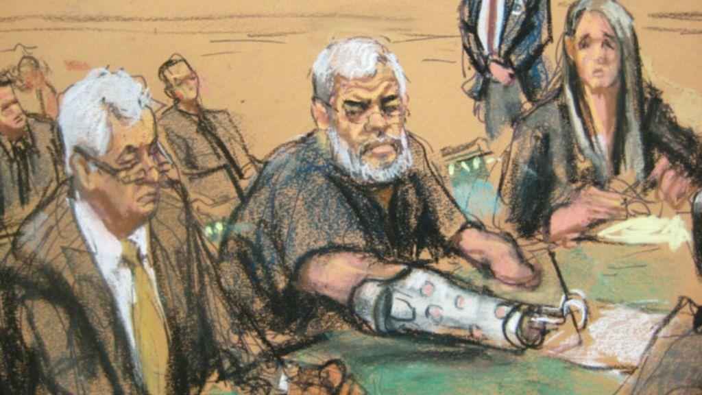 Abu Hamza: de segurança de boate a clérigo radical - BBC Brasil