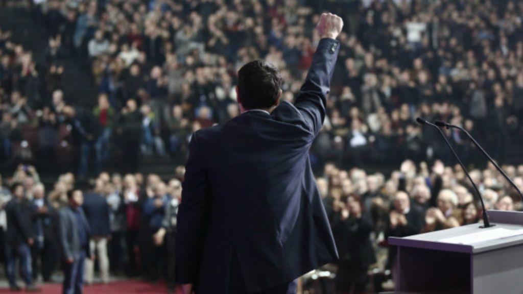 Eleição grega testa recuperação pós-crise - BBC Brasil