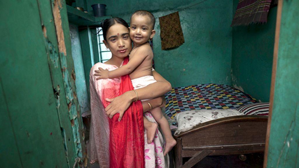 Fotógrafa captura a pobreza dos que vivem com US$ 1 por dia ...