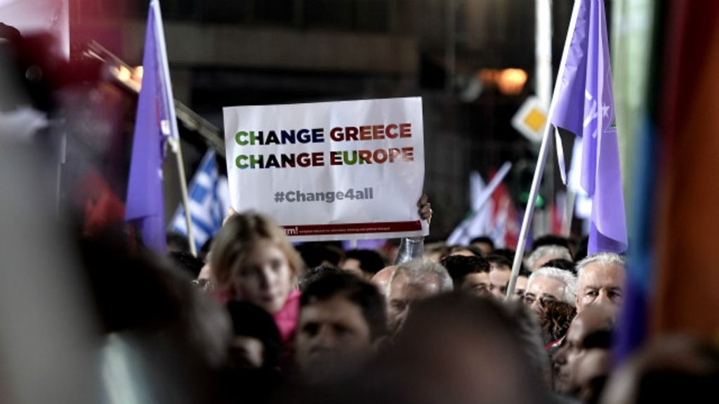 Syriza: o partido que dá esperança e medo aos gregos - BBC Brasil