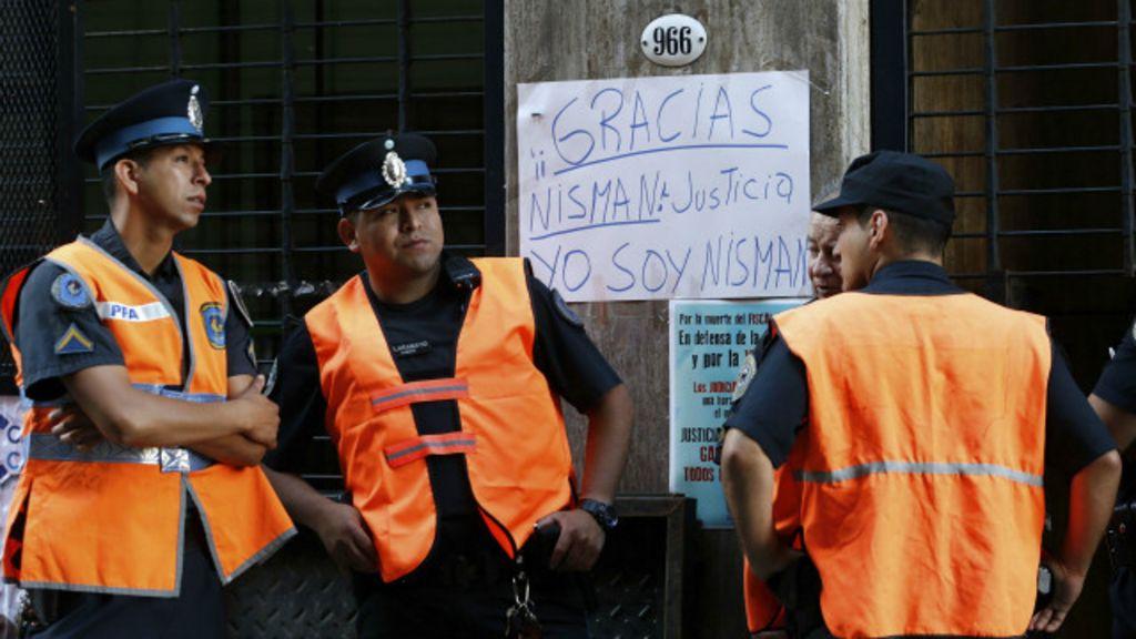 Investigação de morte de promotor argentino ganha ares de ...