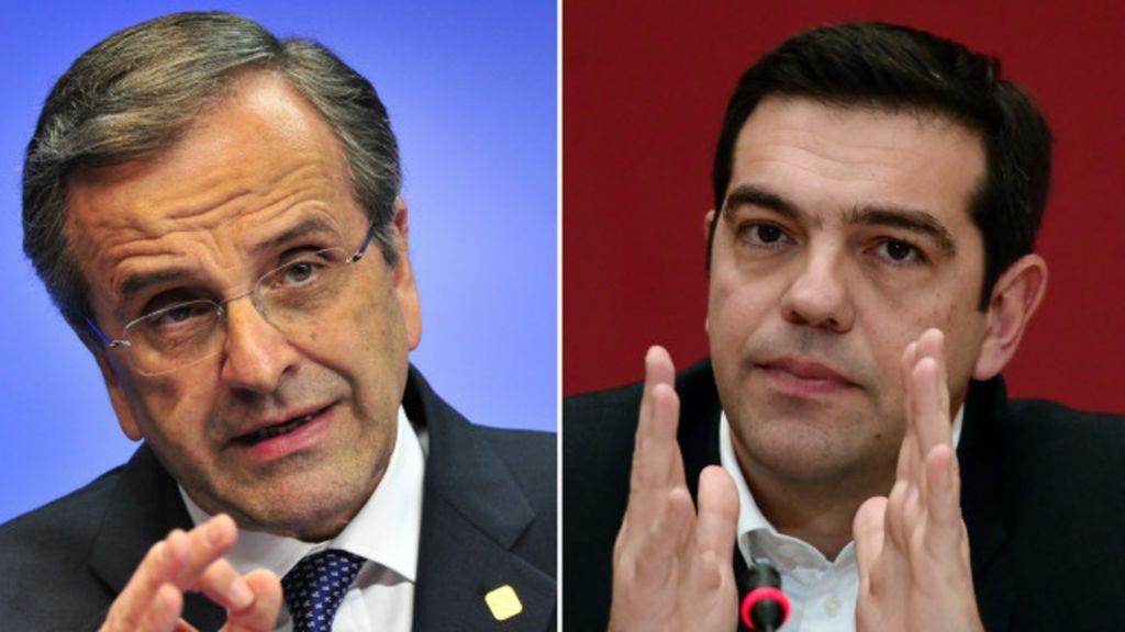 Grécia vai às urnas em eleição decisiva - BBC Brasil
