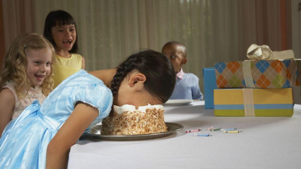 Cinco armadilhas de festas infantis - e como escapar delas - BBC ...