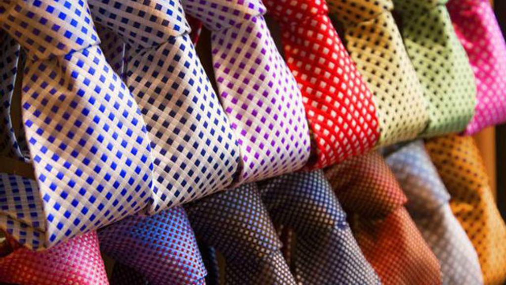 O que a cor da gravata pode revelar sobre você - BBC Brasil