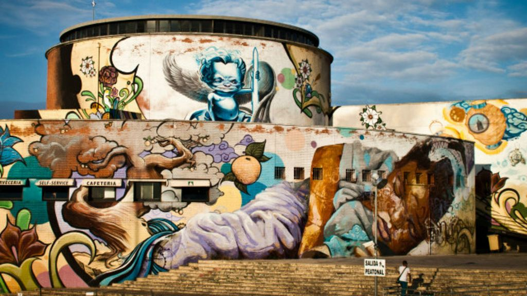 Fotógrafa da BBC registra a arte do grafite em Portugal e Espanha ...