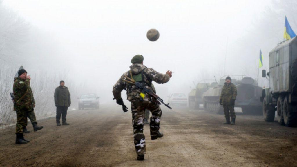 Ucrânia: apesar de combates, cessar- fogo é mantido, dizem líderes ...