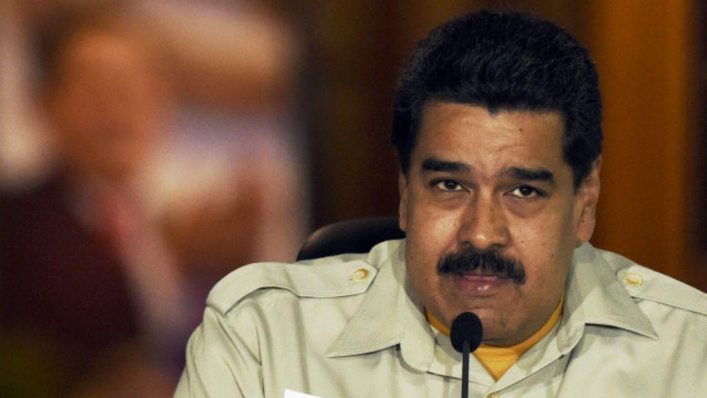 Prisão de prefeito seria 'estratégia para Maduro mostrar força e ...