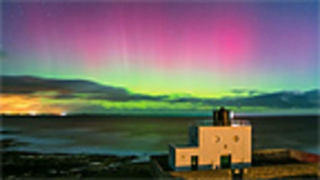 'Amante das estrelas' registra noites iluminadas da aurora boreal ...