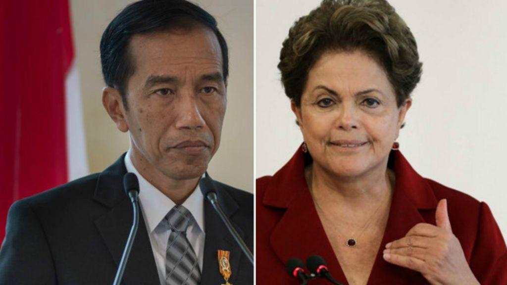 Quanto pode custar ao Brasil a tensão com a Indonésia? - BBC Brasil