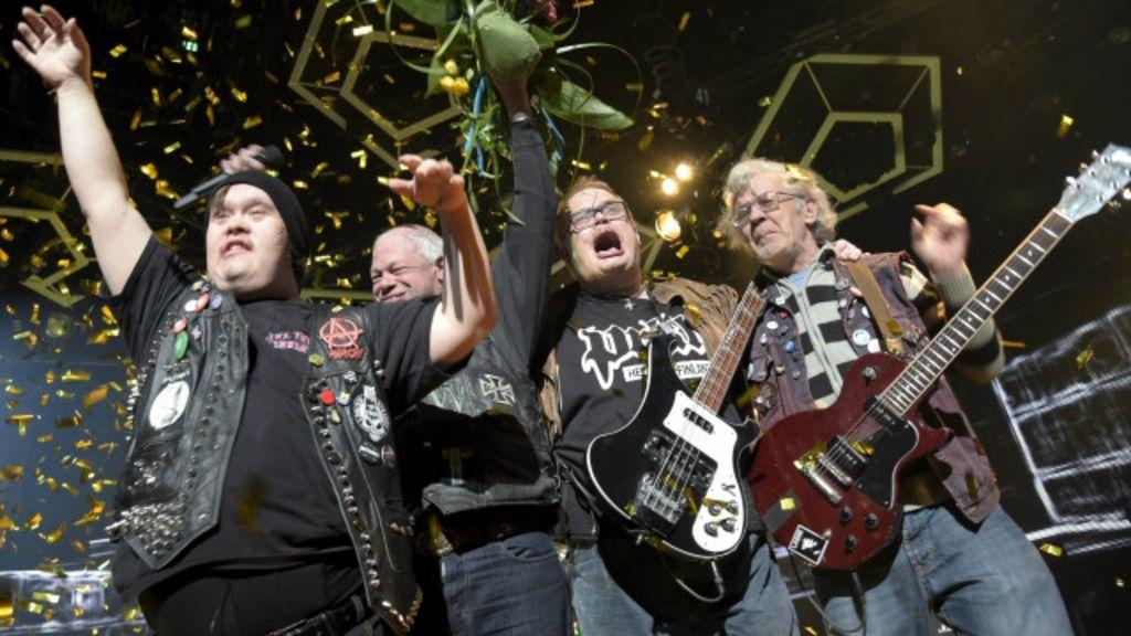Banda finlandesa tem músicos com deficiência intelectual e é ...