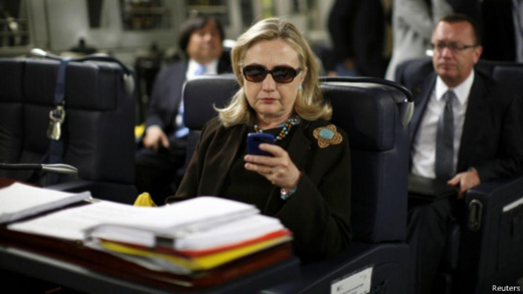 Os e-mails de Hillary podem abalar a disputa eleitoral nos EUA ...